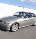 bmw 3 series 2011 champagne sedan 335d diesel 6 cylinders rear wheel drive automatic 99352