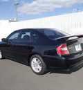 subaru legacy 2005 black sedan 2 5i limited gasoline 4 cylinders all whee drive automatic 99352