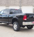 ram 3500 2012 black clear coat laramie 6 cylinders automatic 80301