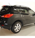 nissan murano 2009 black suv s 6 cylinders automatic with overdrive 77025