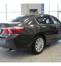 honda accord 2013 hematite sedan 4 cylinders cont  variable trans  77025
