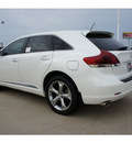 toyota venza 2013 white limited 6 cylinders automatic 77469