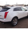 cadillac srx 2012 silver performance collection flex fuel 6 cylinders front wheel drive automatic 77074