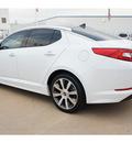 kia optima 2012 white sedan sx turbo gasoline 4 cylinders front wheel drive automatic 77034