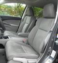honda cr v 2012 dk  gray suv ex 4 cylinders automatic 75606