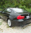 bmw 3 series 2011 black sedan 328i 6 cylinders automatic 75606
