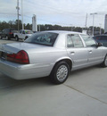 mercury grand marquis 2003 silver sedan gs 8 cylinders sohc automatic 75503