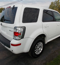 mercury mariner 2008 white suv premier gasoline 6 cylinders all whee drive automatic 14224