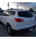 chevrolet traverse 2012 suv lt gasoline 6 cylinders all whee drive 6 speed automatic 77090