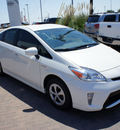 toyota prius 2012 blizzard hatchback four 4 cylinders cont  variable trans  76087