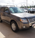 mercury mariner 2011 gray suv premier v6 6 cylinders automatic 77656