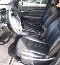 chrysler 200 2011 black sedan limited 6 cylinders automatic 77656