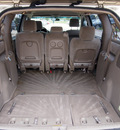 toyota sienna 2006 lt  brown van ce 8 passenger gasoline 6 cylinders front wheel drive automatic 76049