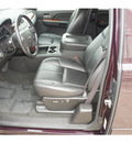 chevrolet silverado 1500 2008 dk  red ltz flex fuel 8 cylinders 4 wheel drive automatic 77566