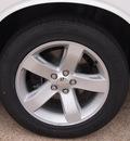 dodge challenger 2013 white coupe sxt flex fuel 6 cylinders rear wheel drive automatic 76011