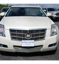 cadillac cts 2008 white sedan 3 6l di 6 cylinders automatic 77074