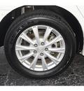 buick lucerne 2010 white sedan cxl 6 cylinders automatic 77074