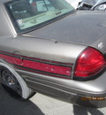 ford crown vic police intcptr