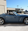 saturn sky 2008 lt  blue red line gasoline 4 cylinders rear wheel drive 5 speed manual 76011