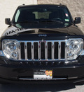 jeep liberty 2010 black suv limited gasoline 6 cylinders 2 wheel drive automatic 76011