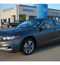 honda accord 2012 dk  gray coupe lx s 4 cylinders 5 speed automatic 77065