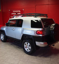 toyota fj cruiser 2007 silver suv gasoline 6 cylinders 4 wheel drive automatic 76116