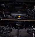toyota tundra 2011 black sr5 gasoline 8 cylinders 2 wheel drive automatic 76116
