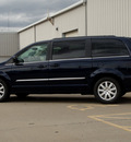 chrysler town country 2013 dk  blue van touring flex fuel 6 cylinders front wheel drive automatic 62034