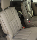 chrysler town country 2013 beige van touring 6 cylinders automatic 62034