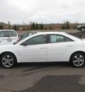 pontiac g6 2009 white sedan gt gasoline 6 cylinders front wheel drive autostick 55811