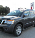 nissan armada 2012 smoke suv sl flex fuel 8 cylinders 2 wheel drive automatic 33884