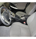 toyota prius 2012 gray hatchback three hybrid 4 cylinders front wheel drive automatic 91731