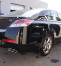 acura tl 2009 black sedan tech gasoline 6 cylinders front wheel drive automatic 76137