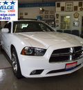 dodge charger 2013 white sedan r t plus 8 cylinders automatic 78624