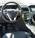 ford taurus 2013 black sedan sel gasoline 6 cylinders front wheel drive automatic 75235