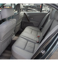 bmw 5 series 2004 gray sedan 545i 8 cylinders automatic 77039