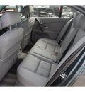 bmw 5 series 2004 gray sedan 545i 8 cylinders automatic 77039
