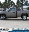 chevrolet silverado 1500 2013 brown work truck 8 cylinders automatic 77503