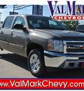 chevrolet silverado 1500 2013 brown lt flex fuel 8 cylinders 4 wheel drive automatic 78130