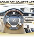lexus es 350 2013 dk  brown sedan gasoline 6 cylinders front wheel drive automatic 77546
