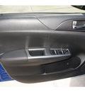 subaru impreza wrx 2012 blue sedan wrx gasoline 4 cylinders all whee drive 5 speed manual 77099