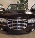 chrysler 300 2008 black sedan c hemi gasoline 8 cylinders rear wheel drive automatic 75219