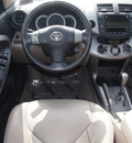 toyota rav4 2007 white suv limited gasoline 4 cylinders front wheel drive automatic 76137