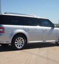 ford flex 2009 silver suv sel gasoline 6 cylinders front wheel drive automatic 76502