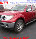 nissan frontier 2012 dk  red sl gasoline 6 cylinders 4 wheel drive automatic with overdrive 45840