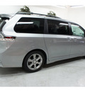 toyota sienna 2013 silver van se 8 passenger gasoline 6 cylinders front wheel drive not specified 91731