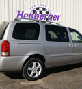 chevrolet uplander 2005 silverstone van lt gasoline 6 cylinders front wheel drive automatic 80905