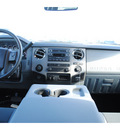 ford f 250 super duty 2012 white xlt fx4 8 cylinders shiftable automatic 77532
