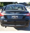 chrysler 200 2013 black sedan limited 6 cylinders automatic 77515