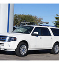 ford expedition el 2012 white suv limited flex fuel 8 cylinders 4 wheel drive automatic 79407